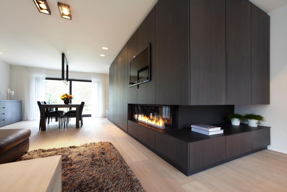 Lumac id bvba woonkamers for Woonkamer design